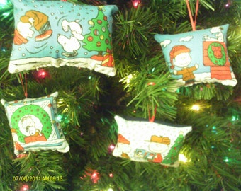 Charlie Brown Ornaments #3