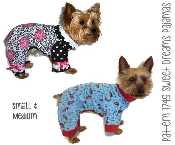 Small Dogs Pajamas