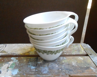 6 Corelle by Corning Cups