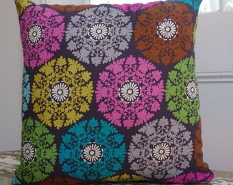 Brother & Sister Design Roco Beat Medallion Cushion Cover/pillow 45cm or 18inches