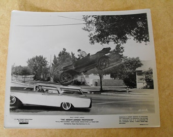 "Absent-Minded Professor 1961 Vintage Original Disney 8"" x 10"" Photo Still"