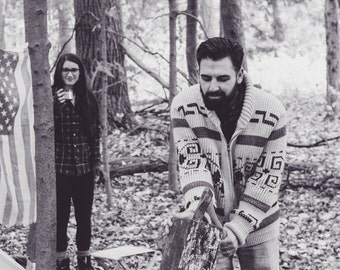 Reserved Vintage Big Lebowski Sweater