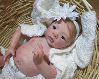 It's a Surprise! Awake Reborn Doll and accessories
