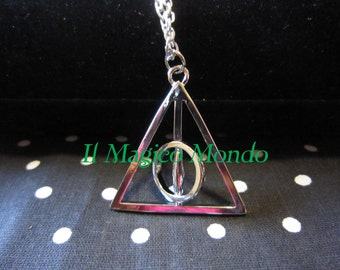 Harry Potter the Deathly Hallows pendant