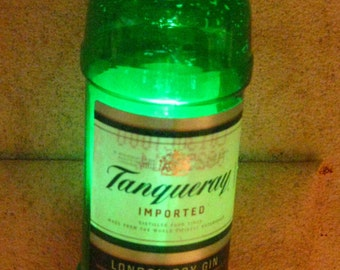 Tanqueray Gin Night Light
