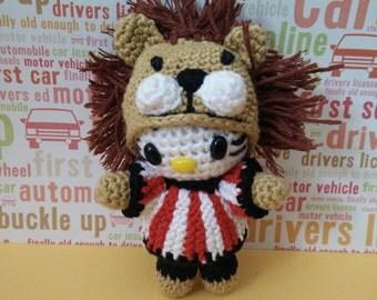Athletic Club Lion Hello Kitty