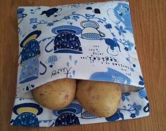 Tea for Two  Microwave Baked Potato Bag