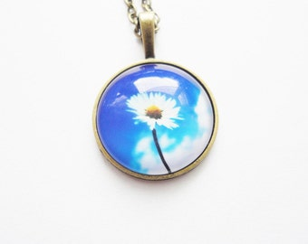 Necklace Flower Daisy