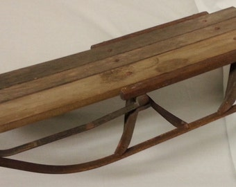 Sled from the 1930's or 1940's