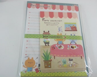 Funny  Letter Set  - 10 Sheets and 5 Envelopes
