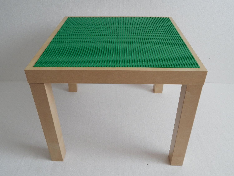 Kids Lego 174 Table Large 20x20 Green Lego 174 Base