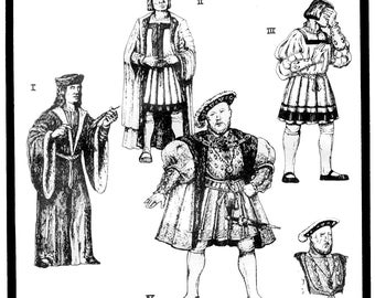 Period Patterns Medieval