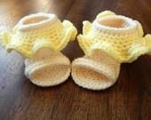 Baby Sandals, Baby Booties : Newborn-3 Months, 3-6 Months, 6-12 Months, 12-18 Months