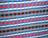 100 % Cotton 6 yards x .69 yard Handwoven Mexican Fabric