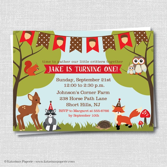 Create Your Own Invitations For Free with adorable invitation ideas