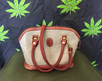 90s Liz Claiborne Leather Purse