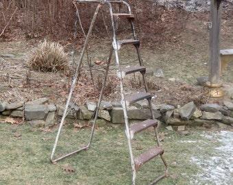 Super Sweet Cosco Five Foot Folding Metal Painter's Ladder