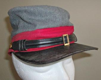 Vintage Reproduction Civil War CSA Hat