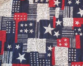 Stars and Stripes - Standard Pillow Case