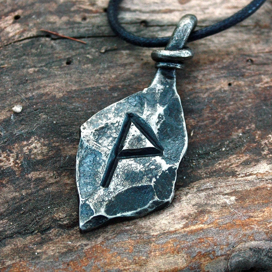 Fer forg wunjo wynn rune viking amulette runique nordique - Rune viking traduction ...