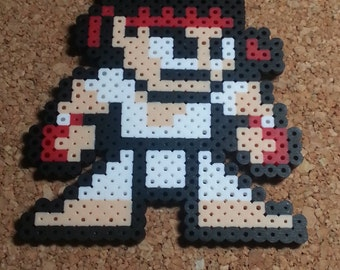 Ryu Bead Sprite | Street Fighter | 8 bit art