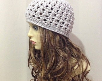 Crochet beanie, Crochet Hat for women