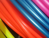 Multi-Pieced Collapsible Travel Hula Hoop. Colored HDPE. You choose size, color, and the amount of pieces. Flat Rate Shipping