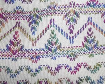 Swedish Weaving Afghan