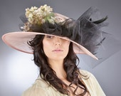 Louisa Voisine Millinery Downton Abbey Classic Hat