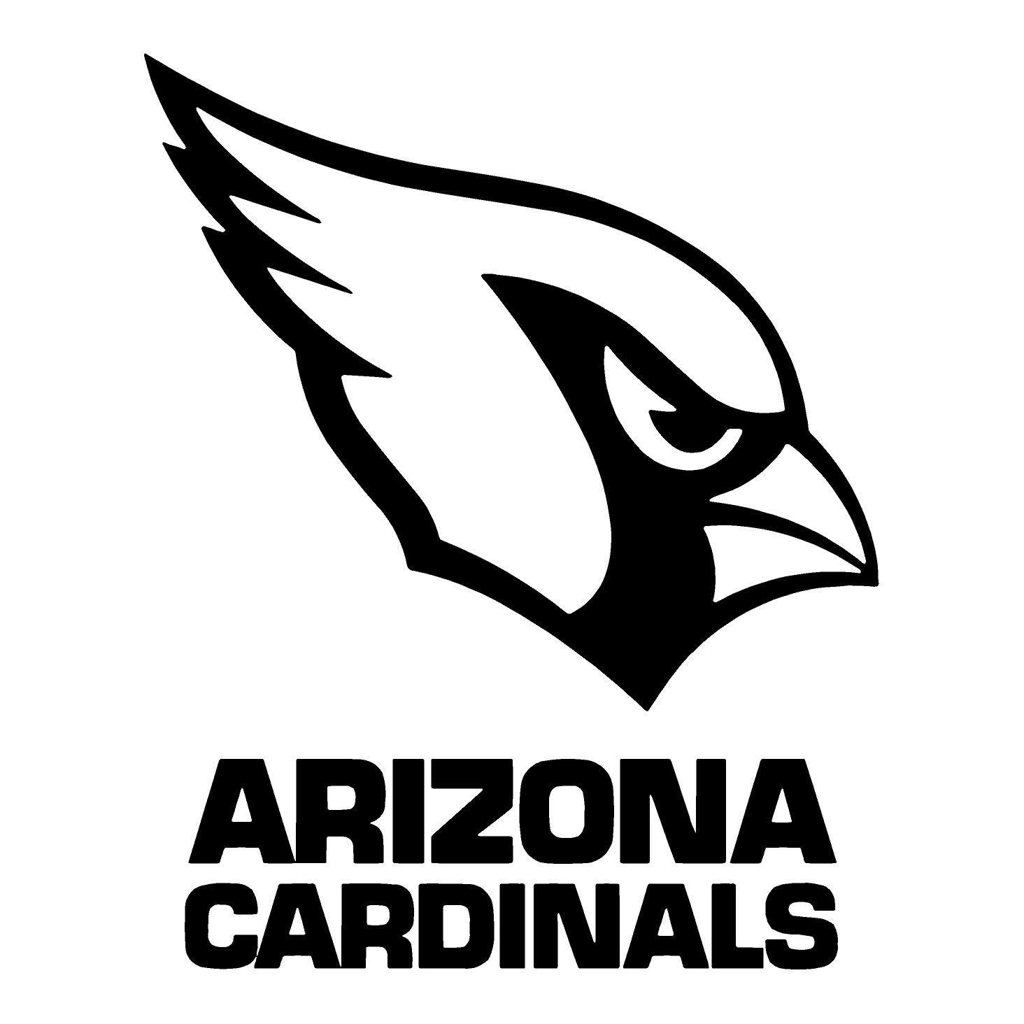 Arizona Cardinals Rain Gauge