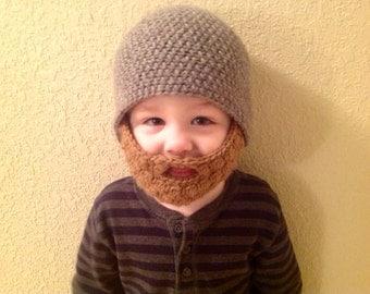 Solid beard hat
