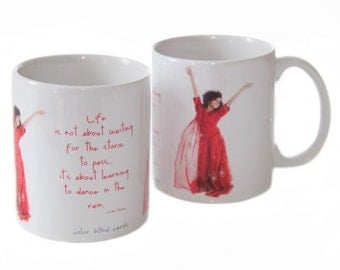 Dance in the rain- Mug