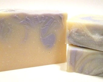 Lavender Luxe Shampoo Soap Cold Process Shampoo Bar