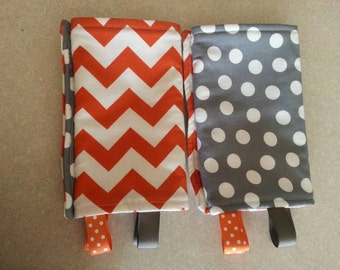 Strap covers for infant/child carriers (Ergo Baby, Kinderpack, etc.)