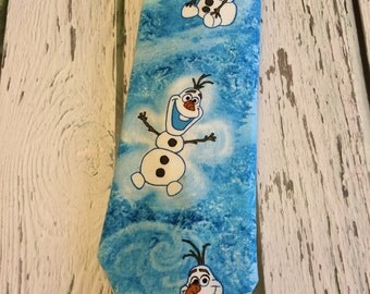 Olaf tie newborn to age 10