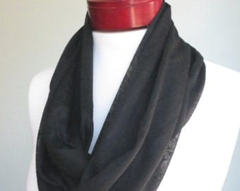 Infinity  Woman Men Scarf Accessories Infinity Scarf