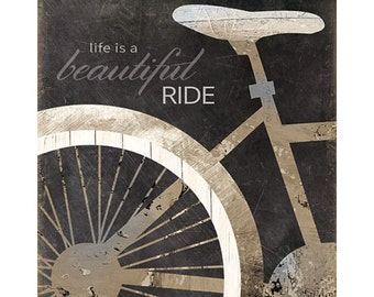 MA1020 - Bicycle...Life is a beautiful ride