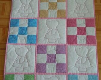 Reversible quilt