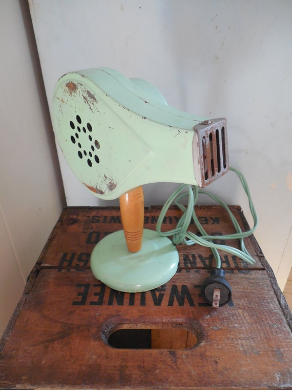old style hair dryer vintage style king electric hair dryer mint green works 1872 | il 570xN.736327658 bmu7