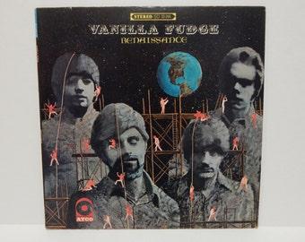 Vanilla Fudge Renaissance Vinyl Record LP