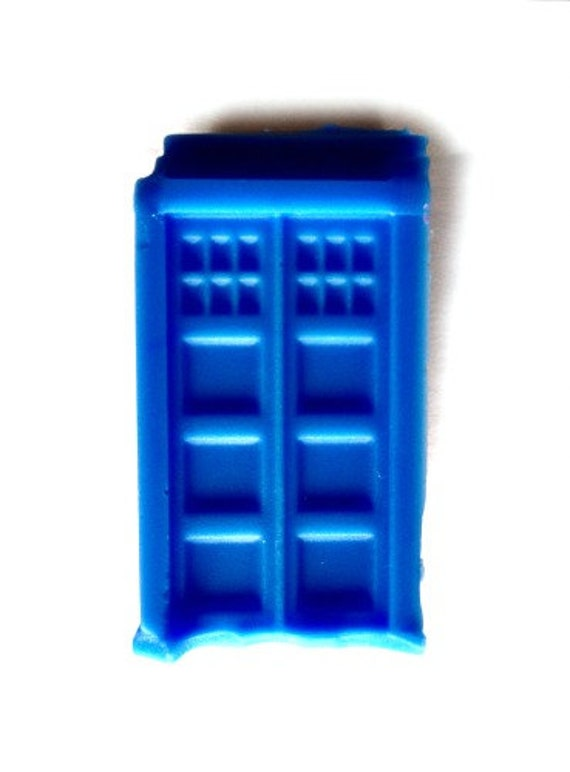 Doctor Who TARDIS Scented Soy Wax Tart Melt