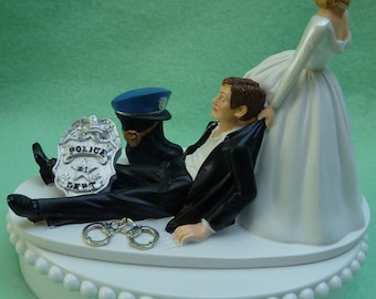Wedding Cake Topper Laptop Computer Email Groom Fan Themed W