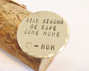 Special Wallet Insert LDS Mormon Missionary Trip Mother to Son Mom Daughter Jewelry Guardian Angel Military Deployment Be Safe Return Home