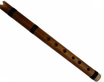 Professional Ramos Bamboo Quenilla Flute in C (Do)