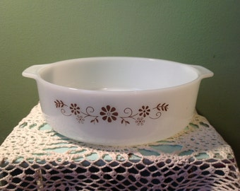 "Dynaware 8"" Glass Bowl"