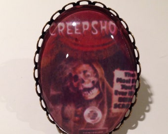 The CreepShow adjustable ring