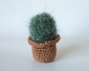 Amigurumi: Mammilaria cactus crochet. Un jardin exotique éternel