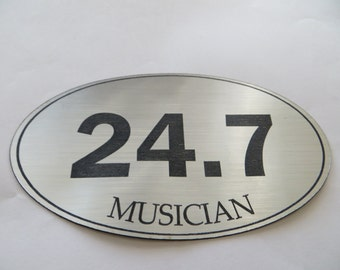 Musician Magnet