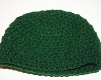Crochet Baby Hat 3-6 months