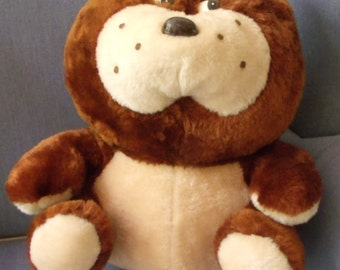 Large Cuddly Animal from R.O.M. Mfg.
